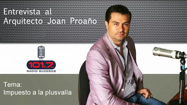 Entrevista radio Quito