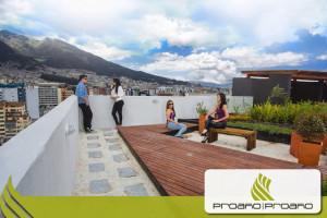 Departamentos en Quito, Terrazas verdes