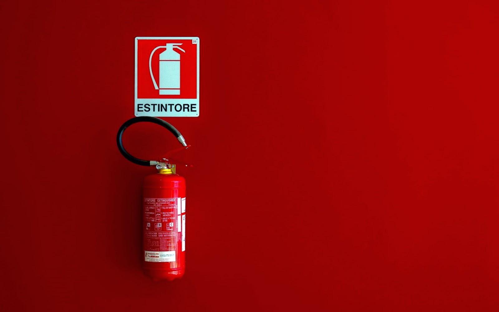 Extintor | Comprar extintores en Quito